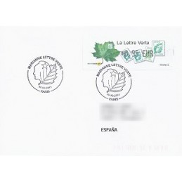 FRANCIA (2011). Lettre Verte - LISA 1. Sobre P.D. (España)