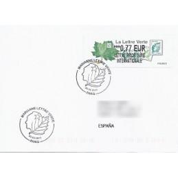 FRANCIA (2011). Lettre Verte - LISA 2. Sobre P.D. (España)
