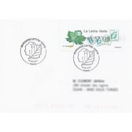 FRANCIA (2011). Lettre Verte - LISA 1. Sobre P.D. (Francia)