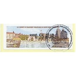 FRANCIA (2011). 66 Congres GPCO - Cognac. ATM (0,55), mat. P.D.