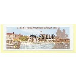 FRANCIA (2011). 66 Congres GPCO - Cognac. ATM nuevo (0,55)