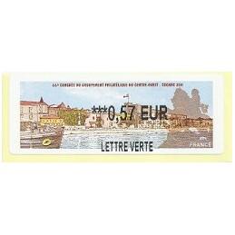 FRANCIA (2011). 66 Congres GPCO - Cognac. ATM nuevo (0,57 L VERT