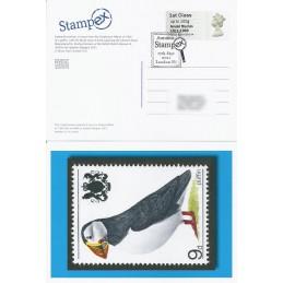 R. UNIDO (2011). Reina (3) - STAMPEX 002011 92. Tarjeta