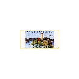 REP. CHECA (2002). Castillo de Zvikov. ATM nuevo