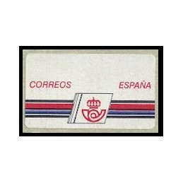 ESPAÑA. 4.3. Emblema postal - FNMT. Prueba de impresión