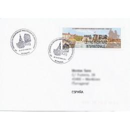 FRANCIA (2011). 66 Congres GPCO - Cognac. Sobre P.D. (España)