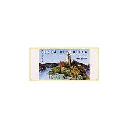 REP. CHECA (2002). Castillo de Zvikov. ATM nuevo (2)