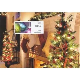 IRLANDA (2011). Navidad - 02501. Tarjeta máxima (1)