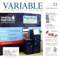 VARIABLE nº 23 - Enero 2012