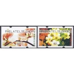 AUSTRIA (2012). PHILATELIE.SHOP (Flores 4). ATMs nuevos (62)