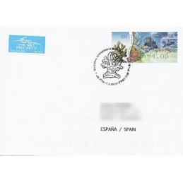 ISRAEL (2012). Conservación coral - 001. Sobre P.D. (España)