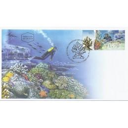 ISRAEL (2012). Conservación coral - 001. Sobre primer día