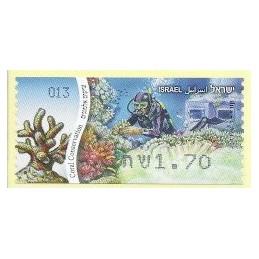 ISRAEL (2012). Conservación coral - 013. ATM nuevo
