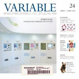 VARIABLE nº 24 - Abril 2012