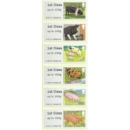 R. UNIDO (2012). Cerdos - 015010 1. ATMs nuevos