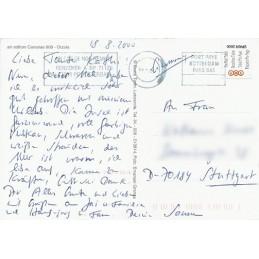 ESPAÑA (2000). TNT - SPAIN 2000 - 1. Tarjeta (vía Holanda)