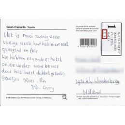 ESPAÑA (2001). MALTAPOST - 2215. Tarjeta postal