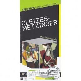FRANCIA (2012). Gleizes-Metzinger. Folleto exposición, P.D.