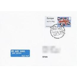 R. UNIDO (2012). Union flag - 030003 1. Sobre P.D. (España)