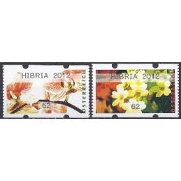 AUSTRIA (2012). HIBRIA 2012 (Flores 4). ATMs nuevos (62)