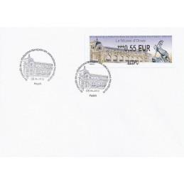 FRANCIA (2012). Musée Orsay - LISA 2. Sobre P.D. (ECOPLI)
