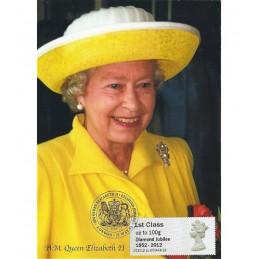 R. UNIDO (2012).. Diamond Jubilee - 002012 21. Tarjeta máxima