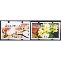 AUSTRIA (2012). GMUNDEN 2012 (Flores 4). ATMs nuevos (62)