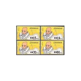ESPAÑA. 16.1. Literatura - No fosf. PTS-4 Mobba. Serie 4 v.