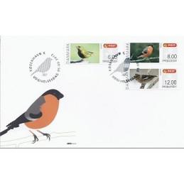 DINAMARCA (2012). Pájaros Dinamarca (2). Sobre P.D. (serie)