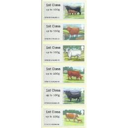R. UNIDO (2012). Ganado - 015010 3. ATMs nuevos