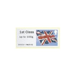 R. UNIDO (2012). Union flag - 006134 1. ATM nuevo