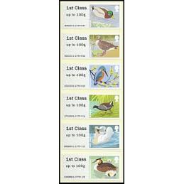 R. UNIDO (2012). Pájaros (3) - 000000 0. ATMs nuevos (ERROR)