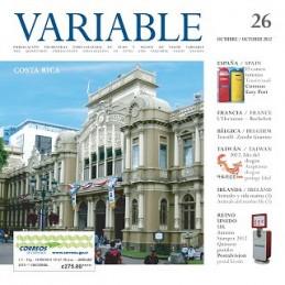 VARIABLE nº 26 - Octubre 2012