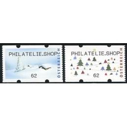 AUSTRIA (2012). PHILATELIE.SHOP (Inv. 5). ATMs nuevos (62)