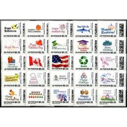 USA (2013). Mail&go - 25...