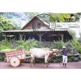 COSTA RICA (2008). Boyero...
