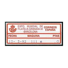 SPAIN (1992). EXPO. MUNDIAL...