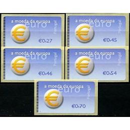 PORTUGAL (2002). Euro, a...