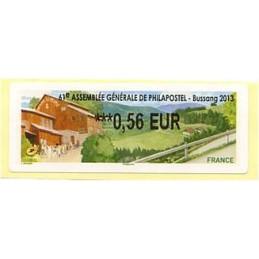 FRANCE (2013). 61 Assemblée...
