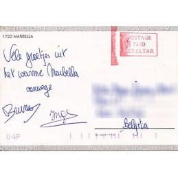 SPAIN. TNT. Postcard (via...