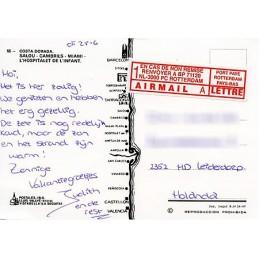 SPAIN. TNT - Postal mark...