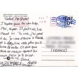 SPAIN. DHL - WorldMail...