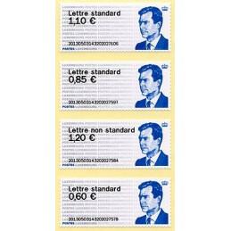 LUXEMBURGO (2013). Gran-Duc...