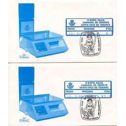 SPAIN (1990). 24. II EXPO....