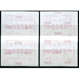 ICELAND (1994). Definitive...