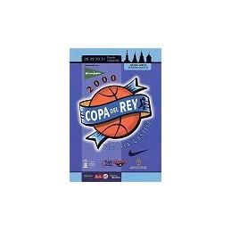 ESPAÑA. 39. Copa del Rey ACB 2000. Tarjeta del Correo