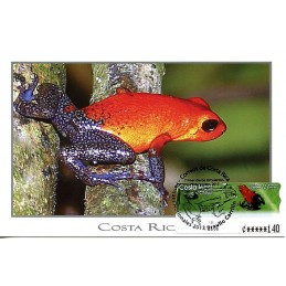 COSTA RICA (2005). Rana...