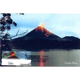 COSTA RICA (2004). Volcán...