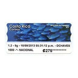 COSTA RICA (2013). Golfo...
