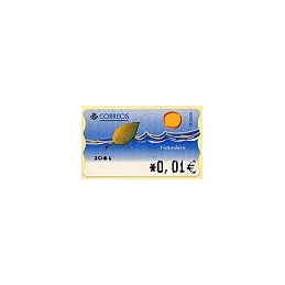 ESPAÑA. 17.2.2. Naturaleza - Tipo 2. EUR-4A. ATM nuevo (0,01)